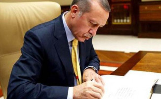 Cumhurbaşkanı Erdoğan, 19 Kanunu Onayladı