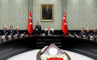 Cumhurbaşkanı Erdoğan Başkanlığı'nda MGK Toplandı