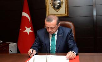 Cumhurbaşkanı Recep Tayyip Erdoğan, 34 Kanunu Onayladı