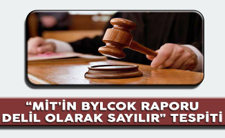 Cumhuriyet Başsavcılığından 'MİT'in ByLock Raporu Delil Olarak Sayılır' Tespiti
