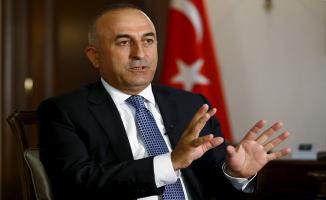 Dışişleri Bakanı Çavuşoğlu: YPG Çekilmezse Vuracağız
