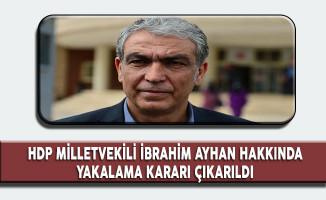 HDP Milletvekili Hakkında ''Yakalama'' Kararı Verildi!