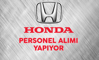 Honda Personel Alım İlanı 2017