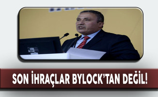 HSYK Başkanvekili: ''Bu  İhraçların Hiçbiri ByLock'tan Değil''