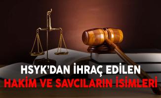 HSYK'dan 202 Hakim ve Savcı İhraç Edildi, Karar Resmi Gazete'de Yayımlandı