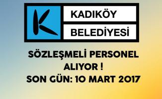 İstanbul Kadıköy Belediyesi Sözleşmeli Tabip Alıyor