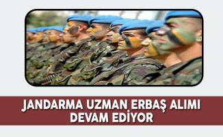 Jandarma Uzman Erbaş Alımı Başvuruları Devam Ediyor