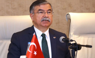 Milli Eğitim Bakanı Yılmaz, 9. Muhtarlar Toplantısı'nda Konuşma Yaptı