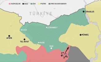 Münbiç Suriye Ordusuna Devredilecek