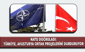 NATO Doğruladı: Türkiye, Avusturya Ortak Projelerini Durduruyor