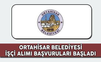 Nevşehir Ortahisar Belediyesi İşçi Alımı Başvuruları Başladı