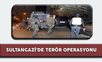 Sultangazi' de Terör Operasyonu! Birçok Kişi Gözaltına Alındı