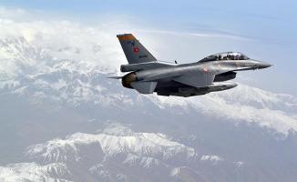 TSK Irak'ın Kuzeyine Hava Harekatı Gerçekleştirdi