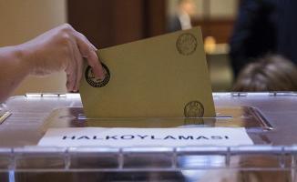 16 Nisan Referandumuna İlişkin İllere Göre Oy Verme Saatleri Belirlendi