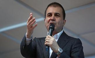 AB Bakanı Çelik: Cumhuriyeti Asıl Güçlendiren İstikrar Olmuştur