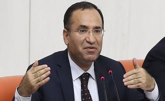 Adalet Bakanı Bekir Bozdağ: Evet Çıkmasın Diye Uğraşıyorlar