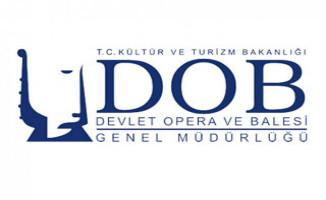 Antalya Devlet Opera ve Balesi Sözleşmeli Sanatçı Alım İlanı