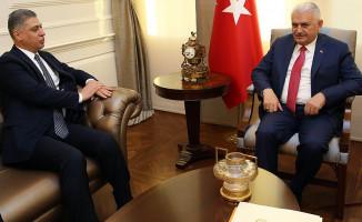 Başbakan Yıldırım'dan Kerkük Açıklaması