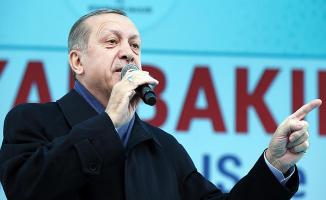 Cumhurbaşkanı Erdoğan'dan PKK'ya Yönelik Sert Sözler