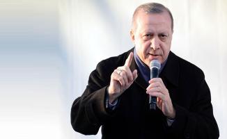 Cumhurbaşkanı Erdoğan'dan Sert Kerkük Mesajı