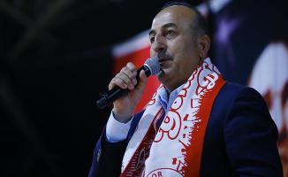 Dışişleri Bakanı Çavuşoğlu'ndan Referandum Açıklaması: Patron Millet Olacak !