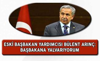 Eski Başbakan Yardımcısı Arınç: Başbakana Yalvarıyorum, OHAL Komisyonu Kurulsun