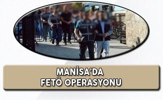 FETÖ Operasyonu Kapsamında 5'i Askeri Personel 14 Gözaltı