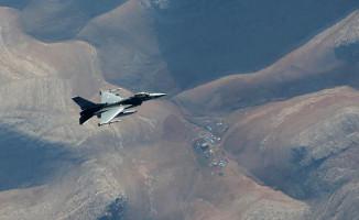 Hakkari ve Kuzey Irak'a TSK'dan Hava Harekatı Düzenlendi