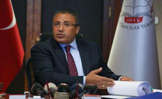 HSYK Başkanvekili Yılmaz'dan Görevden Uzaklaştırmalarla İlgili Önemli Açıklama