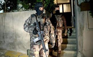 İstanbul'da 400 Polisle Dev Operasyon !