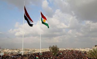 Kerkük'te Yalnızca Irak Bayrağı Asılacak