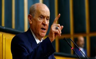 MHP Lideri Bahçeli: Türk Milleti Kürdistan'a İzin Vermeyecek !