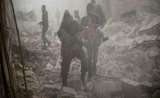 Salkin ve Cisr Eş Şuğur'a hava saldırısı: 21 ölü, 35 yaralı