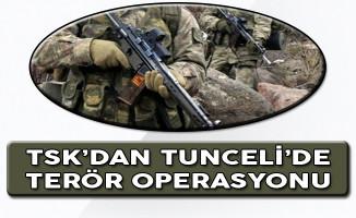 Tunceli'de PKK Operasyonu 12 Terörist Etkisiz Hale Getirildi