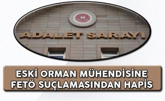 Yozgat'ta FETÖ'den Yargılanan Eski Orman Mühendisine Hapis