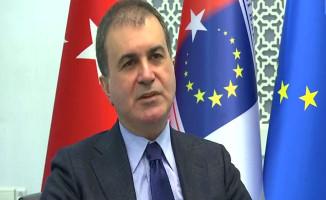 AB Bakanı Ömer Çelik: Avrupa Konseyi'nde Ev Sahibiyiz Misafir Değiliz