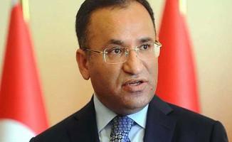 Adalet Bakanı Bekir Bozdağ O Mesaja Sert Tepki Gösterdi!