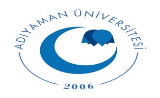 Adıyaman Üniversitesi Akademik Personel Alım İlanı
