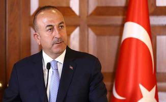 Bakan Çavuşoğlu'ndan Önemli Terör Örgütü Açıklaması