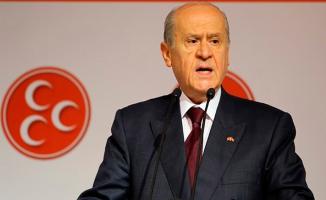 MHP Lideri Bahçeli'den Flaş İdam Açıklaması !