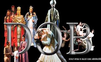 Mersin Devlet Opera ve Balesi Müdürlüğü Personel Alıyor