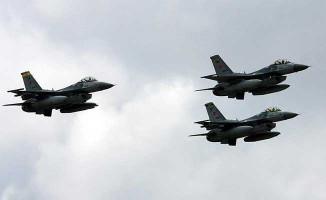 TSK: Saldırı Hazırlığındaki Teröristlere Hava Harekatı Düzenlendi