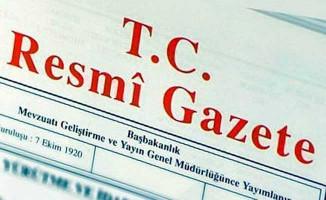 25 Eylül Tarihli Atama Kararları Resmi Gazete'de Yayımlandı