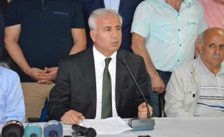 AK Parti Kırıkkale İl Başkanı Mürsel Akçay İstifa Etti