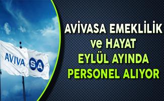AvivaSA Emeklilik ve Hayat Danışman Personel Alımları Yapıyor