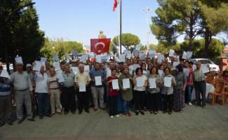 Aydın MHP'de Toplu İstifa ! 70 Yetkili Partiden Ayrıldı