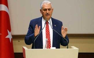 Başbakan Yıldırım'dan IKBY Referandumuna İlişkin Önemli Açıklama