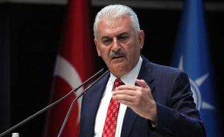 Başbakan Yıldırım'dan Sert Sözler: Bunun Bir Bedeli Olacak
