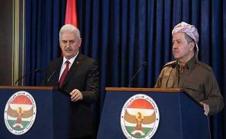 Başbakan Yıldırım'dan Son Dakika IKBY Referandumu Açıklaması