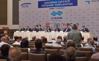 ÇSGB'den Kayıt Dışı İstihdam ve Taşerona Kadro Açıklaması